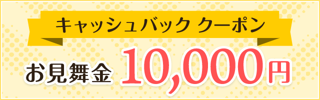 10000円クーポン